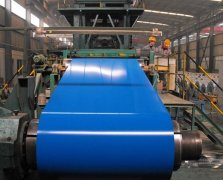 Prepainted Steel Sheets Known as Colour Coated Steel in Sheet Form