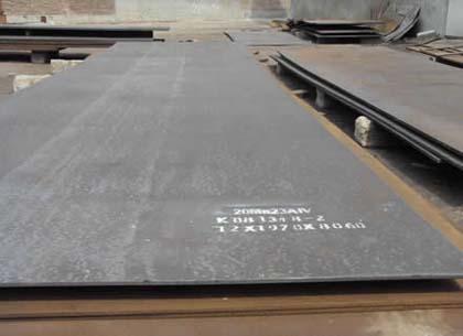 Boiler Steel Plate, Anson steel.